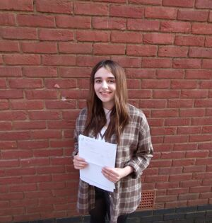 2021 a levels izzy woodland